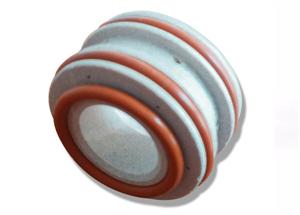 Antorcha de corte de plasma repuestos Swirl Ring