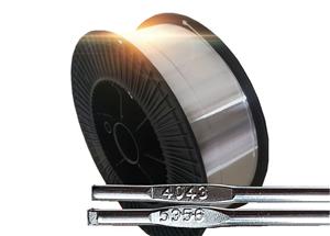Alambre de soldadura de aluminio y aleación de aluminio