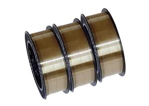 Alambre de soldadura de cobre o aleación de cobre