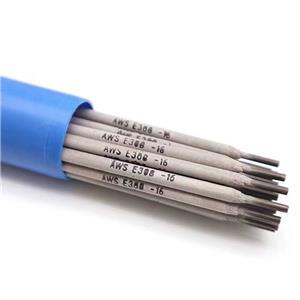 Electrodo de soldadura de acero inoxidable