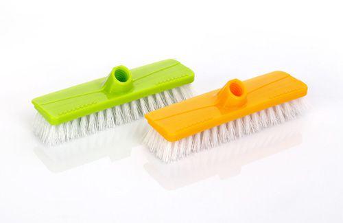 Stiff Bristles Push Broom
