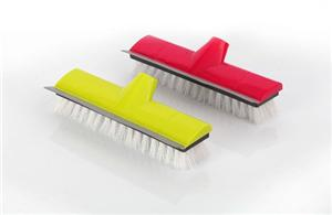 Push Broom With TPR Lip