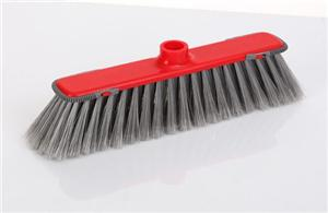 Straight Broom with TPR covered