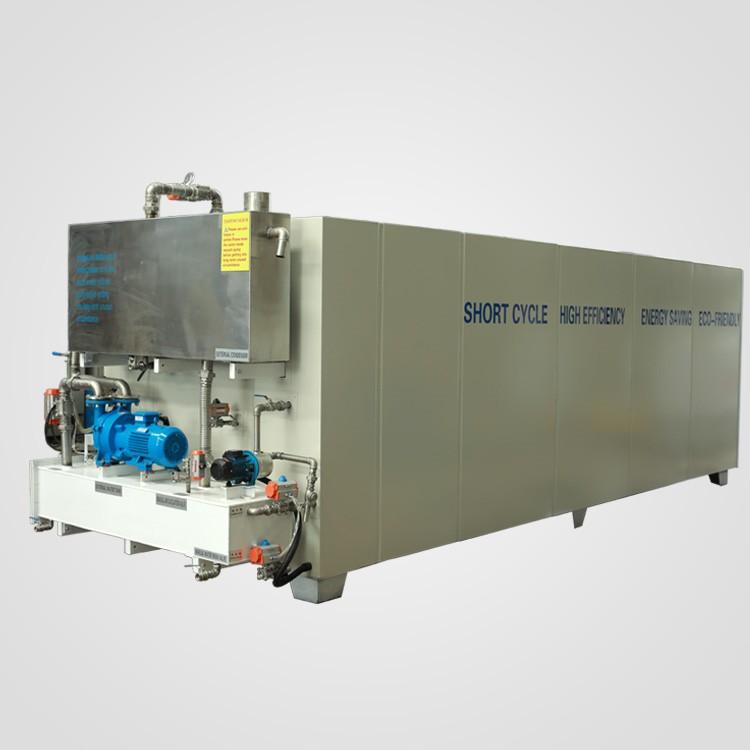 HF Vacuum Wood Drying Chamber