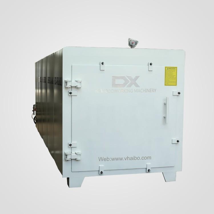 High Frequency Vacuum Lumber Drying Chamber