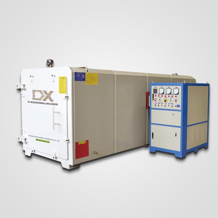 RF Vacuum Lumber Drying Machine