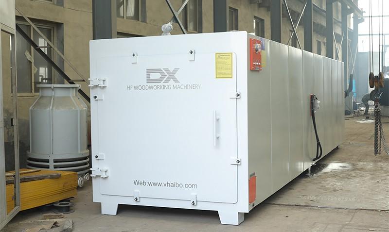 Radio Frequency Vacuum Timber Dryer