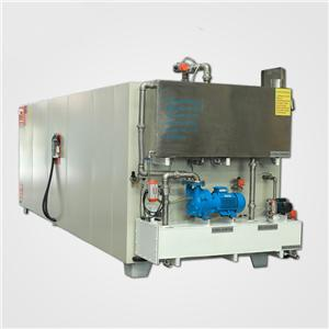 HF Vacuum Timber Dry Kiln