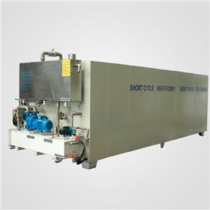 High Frequency Vacuum Timber Drying Kiln