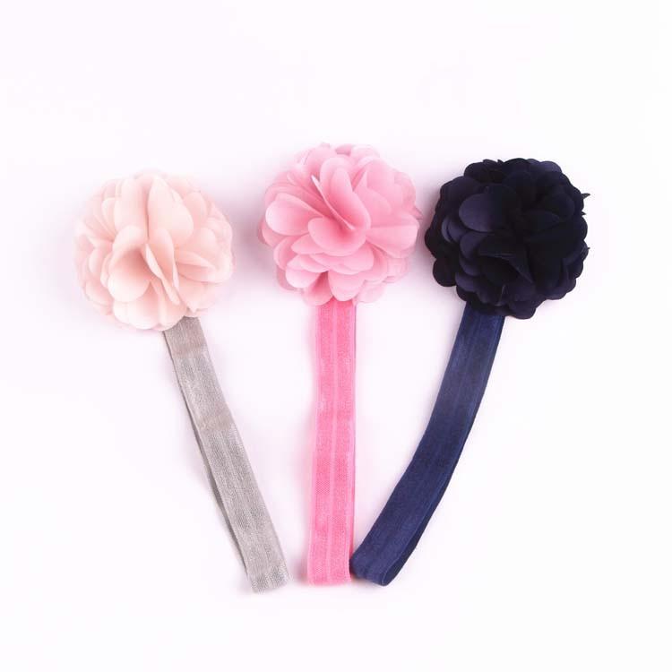 Kids Ribbon Bow Polyester Headband Flower Manufacturers, Kids Ribbon Bow Polyester Headband Flower Factory, Supply Kids Ribbon Bow Polyester Headband Flower
