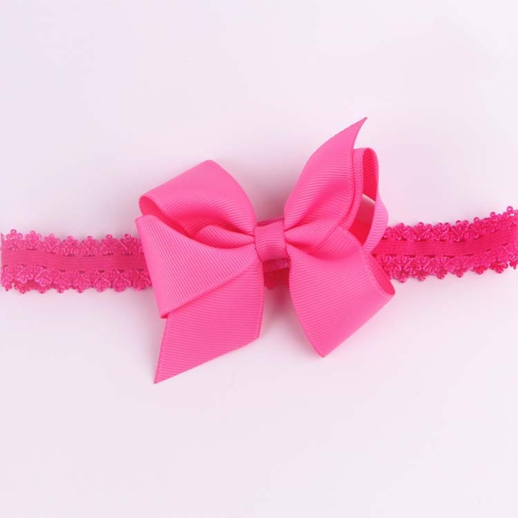 Polyester Satin Bow Headband for Baby and Girls Manufacturers, Polyester Satin Bow Headband for Baby and Girls Factory, Supply Polyester Satin Bow Headband for Baby and Girls