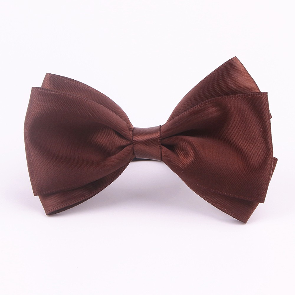 Pre-tied Satin Ribbon Bow With Elastic Loop for Packing and Decoration Manufacturers, Pre-tied Satin Ribbon Bow With Elastic Loop for Packing and Decoration Factory, Supply Pre-tied Satin Ribbon Bow With Elastic Loop for Packing and Decoration