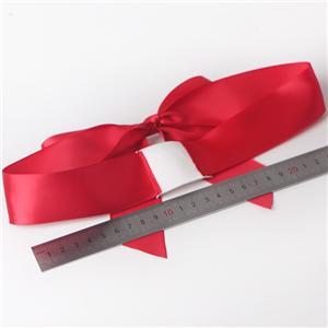 Gift Wrapping Elastic Ribbon Band Bow