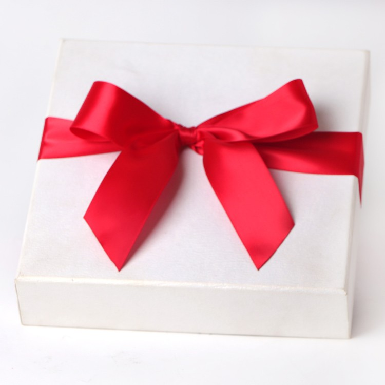 Gift Wrapping Elastic Ribbon Band Bow