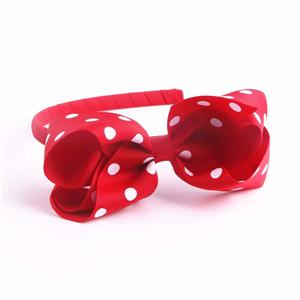 Fancy Bow Girls Hairbands Ribbon Bow