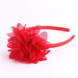 Flower Hairband For Girls