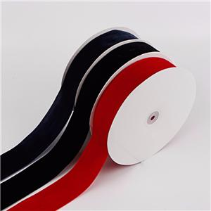 Black Velvet Ribbon Roll for Bow