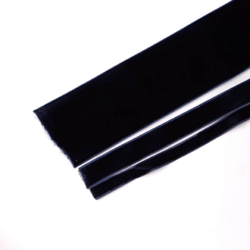 Black Velvet Ribbon Roll for Bow Manufacturers, Black Velvet Ribbon Roll for Bow Factory, Supply Black Velvet Ribbon Roll for Bow