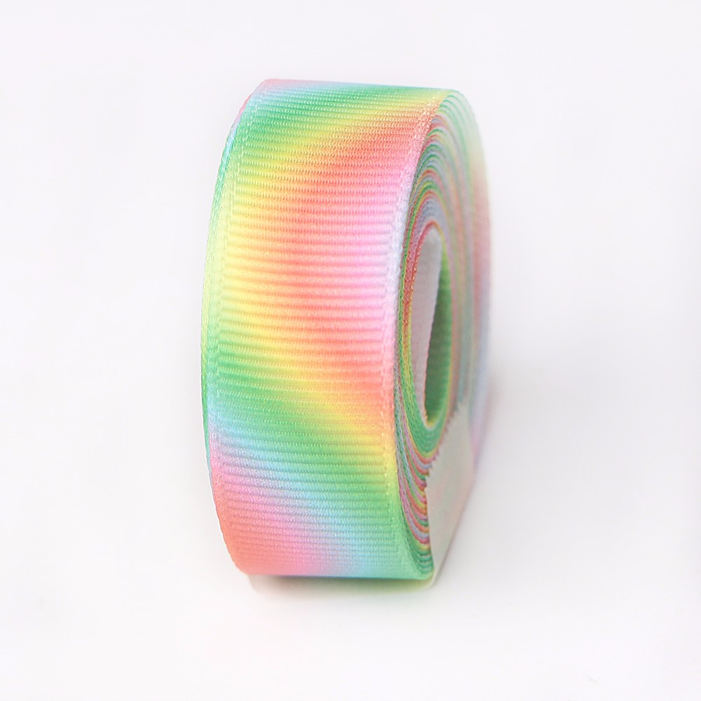 Bright-coloured Wave Rainbow Ribbon Manufacturers, Bright-coloured Wave Rainbow Ribbon Factory, Supply Bright-coloured Wave Rainbow Ribbon
