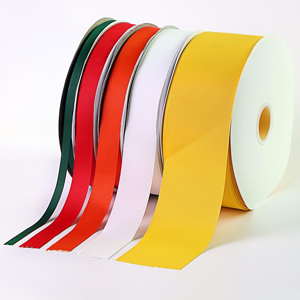 Grosgrain Polyster Ribbon Material