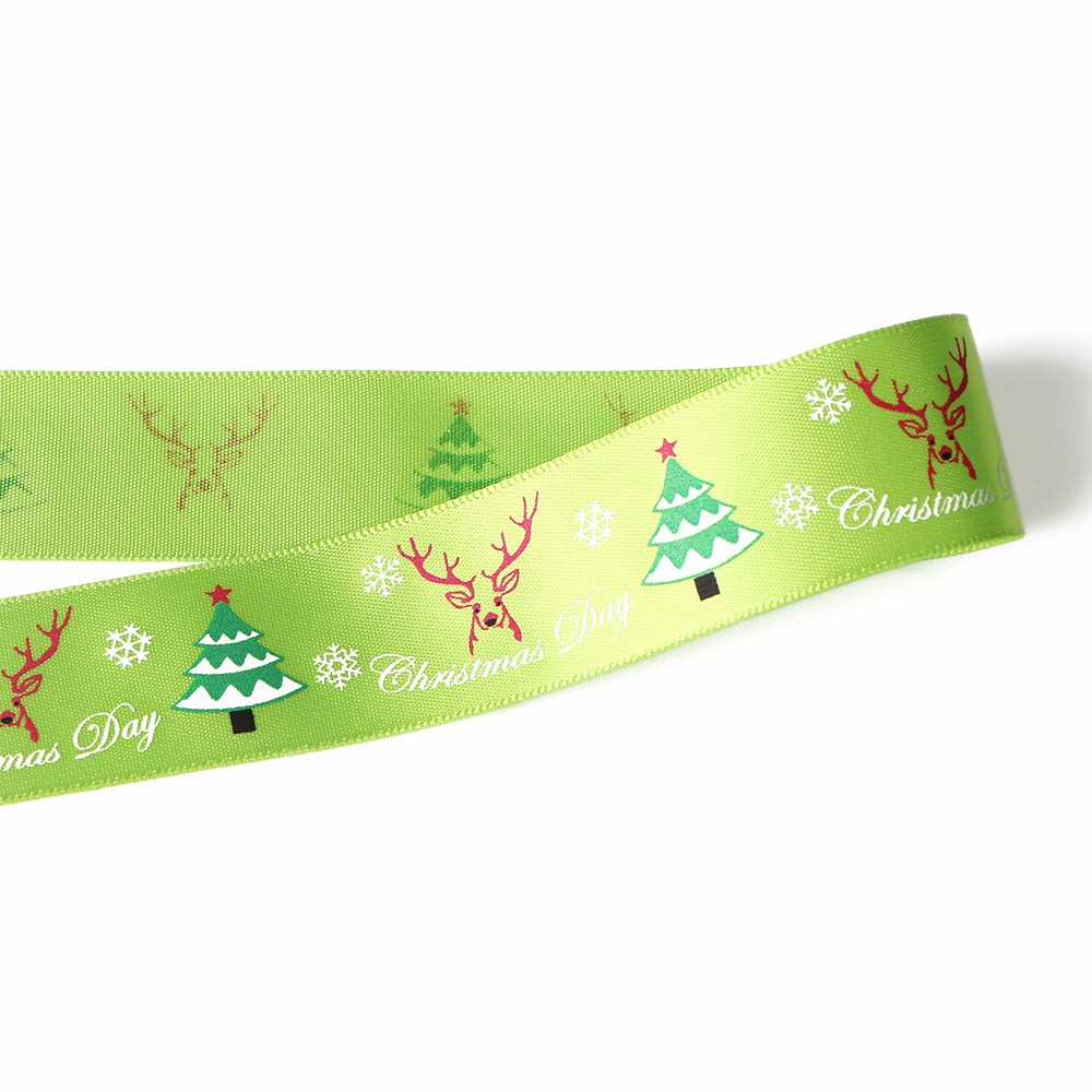 Single Side Printing Printed Ribbon by Ink Printing Manufacturers, Single Side Printing Printed Ribbon by Ink Printing Factory, Supply Single Side Printing Printed Ribbon by Ink Printing