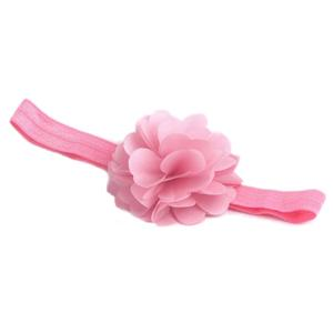 Kids Ribbon Bow Polyester Headband Flower