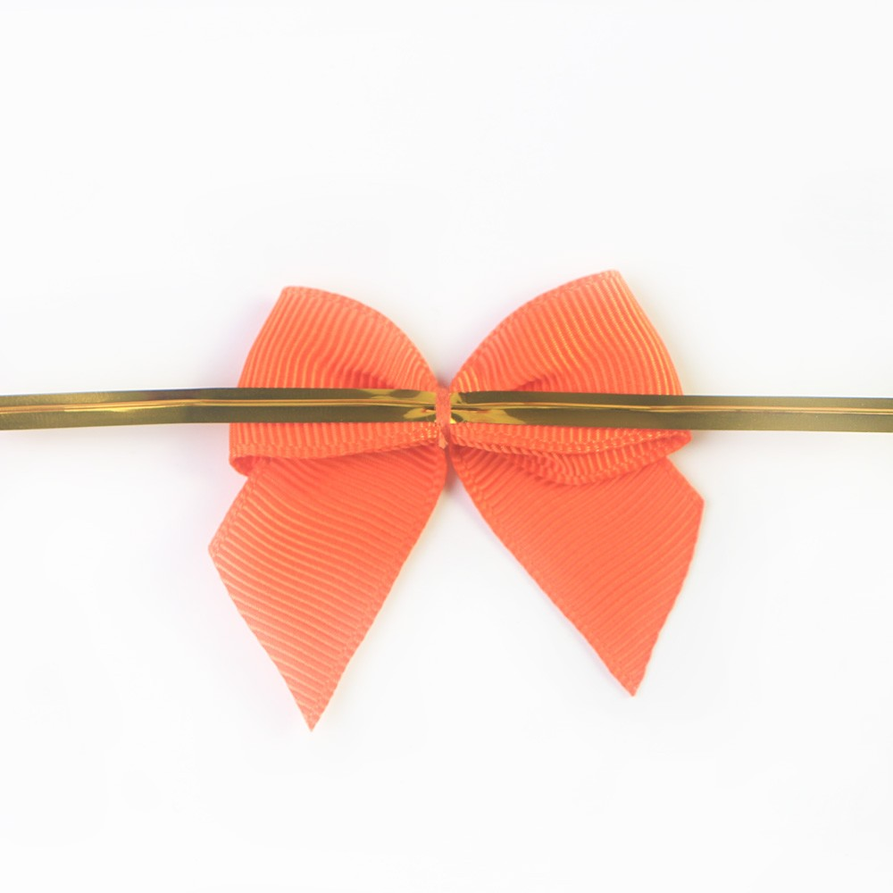 Ribbon Bow With Wire Twist Tie For Gift Box Packing Manufacturers, Ribbon Bow With Wire Twist Tie For Gift Box Packing Factory, Supply Ribbon Bow With Wire Twist Tie For Gift Box Packing