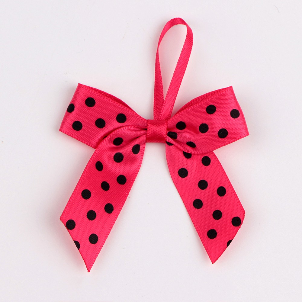 Ribbon Bow With Elastic Loop Manufacturers, Ribbon Bow With Elastic Loop Factory, Supply Ribbon Bow With Elastic Loop