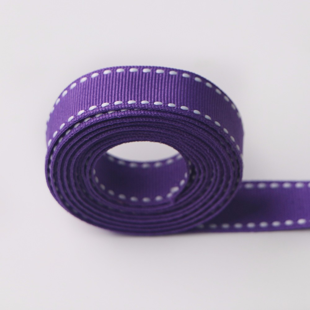 Wire Edge Polyester Grosgrain Ribbon Manufacturers, Wire Edge Polyester Grosgrain Ribbon Factory, Supply Wire Edge Polyester Grosgrain Ribbon