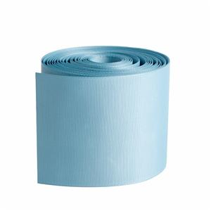 Solid Blue Color 3 Inch Grosgrain Ribbon