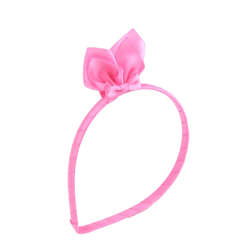 Kids and grils hairband headband ribbon bow
