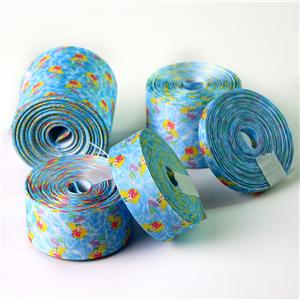 Multi-size Mermaid Printed Grosgrain Ribbon