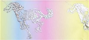 Weekly New Product, Unicorn Printed Grosgrain Ribbon Theme 4