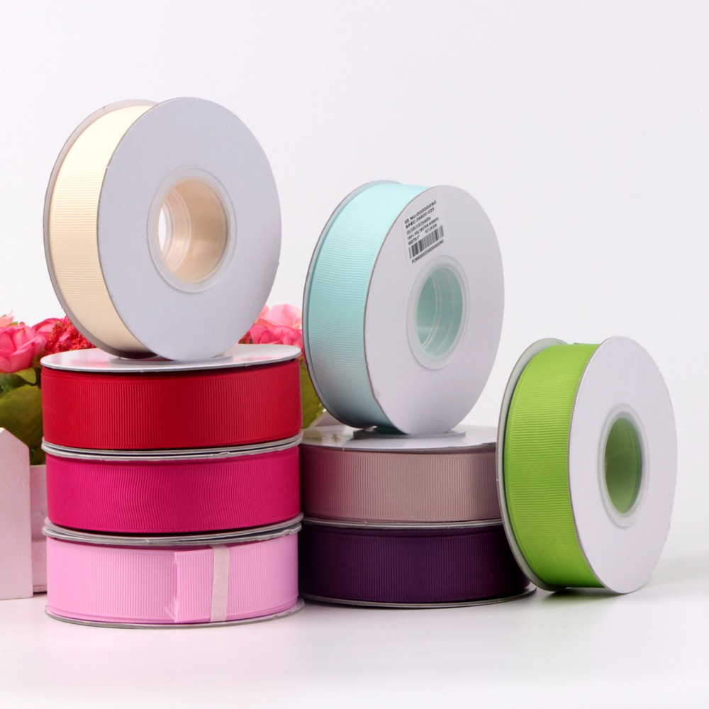 satin ribbon double face