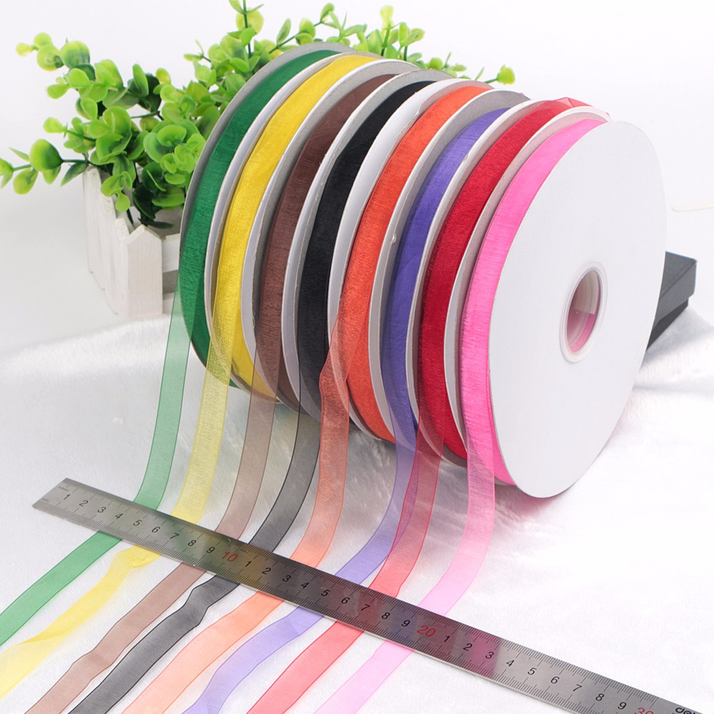 wire edge ribbon