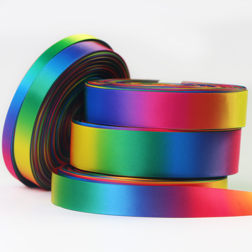 ombre ribbon