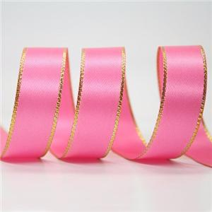 Gold Wire Satin Ribbon Factory Quotes