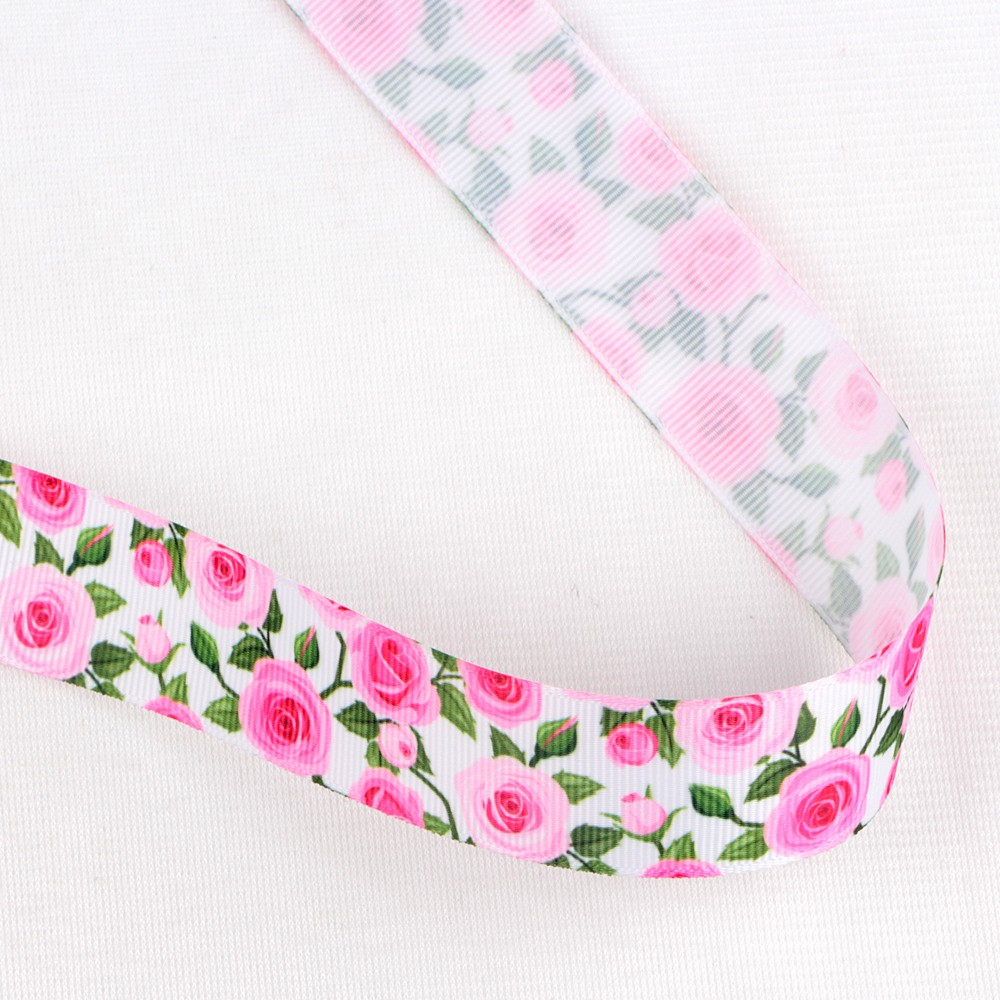 ribbon printed