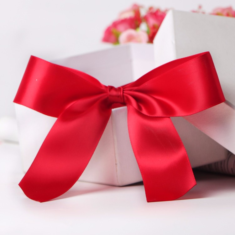 Gift Box Decorating Elastic Packaging Boxes Ribbon Bow