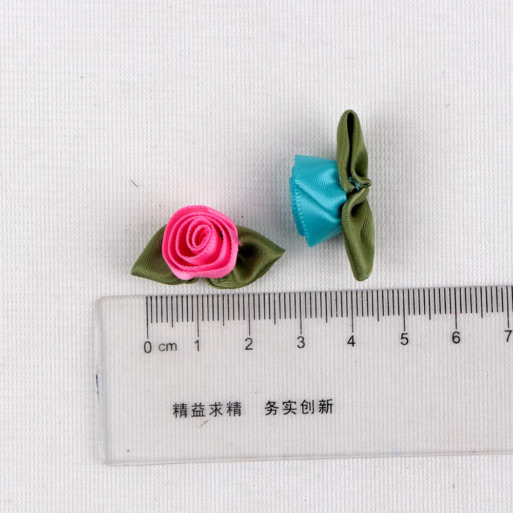 mini ribbon bow