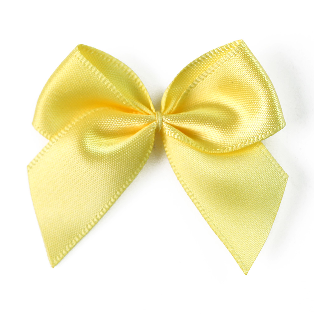 handmade ribbon bow