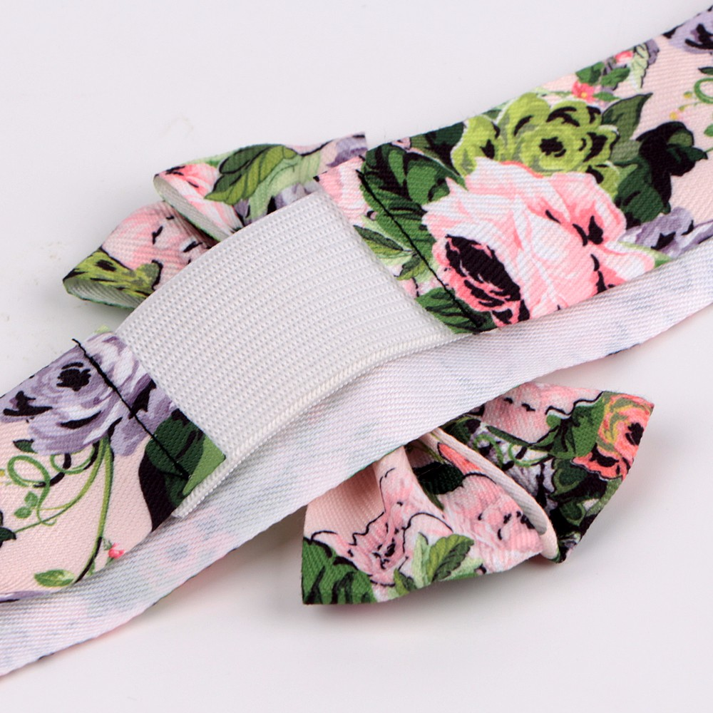 Grosgrain ribbon printed with floral pattern bows for gift box packaging Manufacturers, Grosgrain ribbon printed with floral pattern bows for gift box packaging Factory, Supply Grosgrain ribbon printed with floral pattern bows for gift box packaging