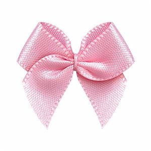 Garment ribbon bow satin ribbon bow for underwear decoration