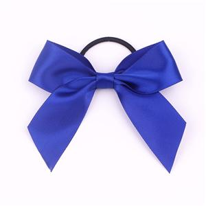 Satin ribbon bow fashion hair bow hairband for hair decoration