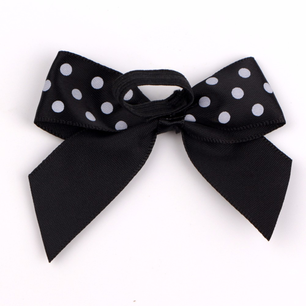 Custom ribbon for bows satin ribbon printed with dots Manufacturers, Custom ribbon for bows satin ribbon printed with dots Factory, Supply Custom ribbon for bows satin ribbon printed with dots