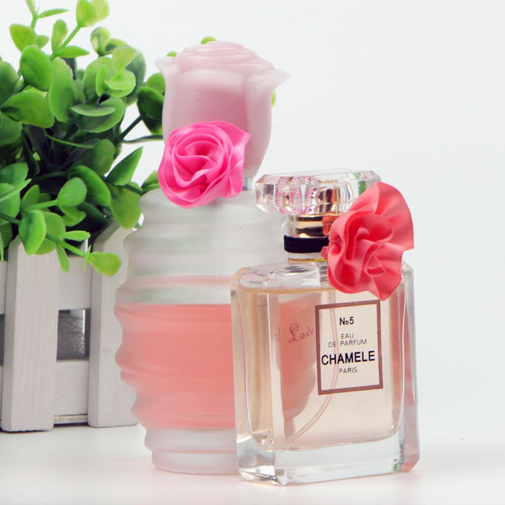 bow for perfume bottle
