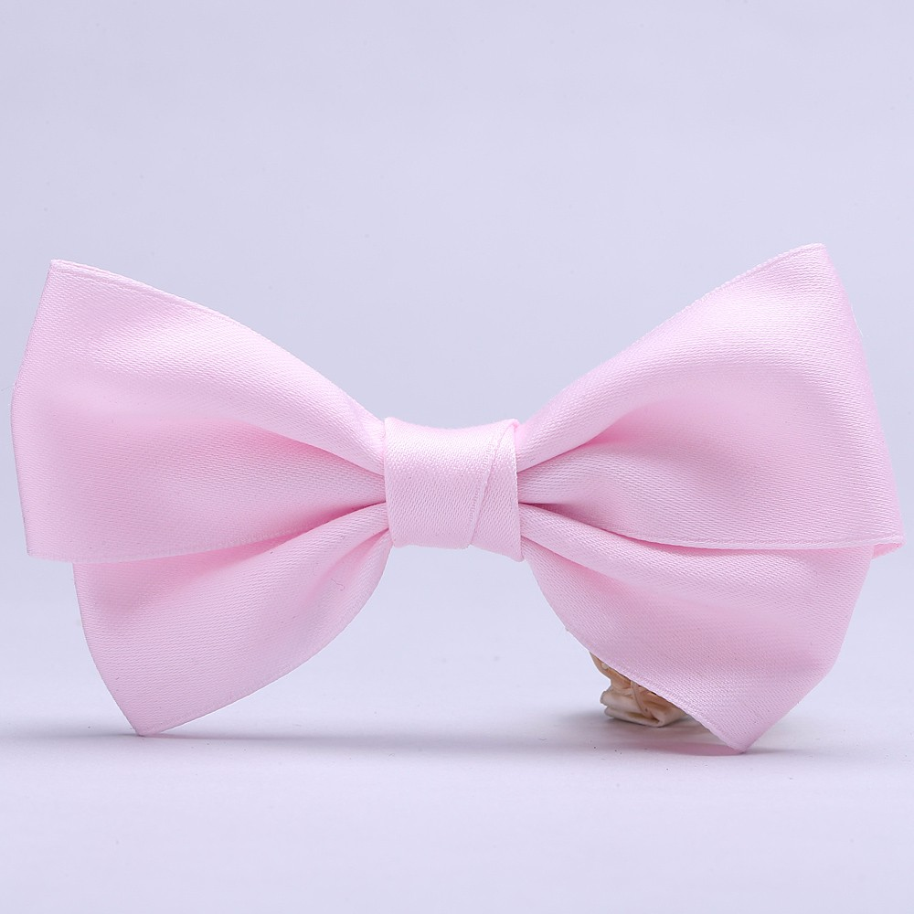 Satin ribbon bow tie garment ribbon bow with clip Manufacturers, Satin ribbon bow tie garment ribbon bow with clip Factory, Supply Satin ribbon bow tie garment ribbon bow with clip