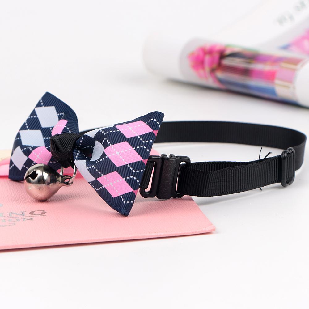 Satin ribbon bow tie