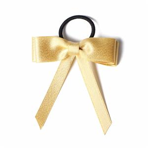 Packaging ribbon bow satin ribbon bow tie for wine bottle