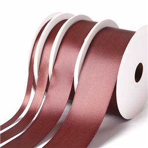 Cinta de raso de doble cara fabricante y proveedor de cinta de raso de China al por mayor
